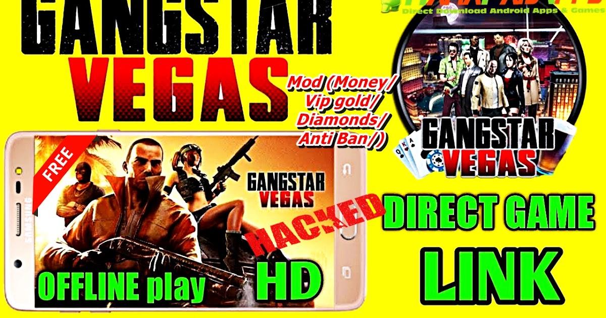 Gangstar Vegas – Mafia game Apk + Data + Mod (Money/Vip gold