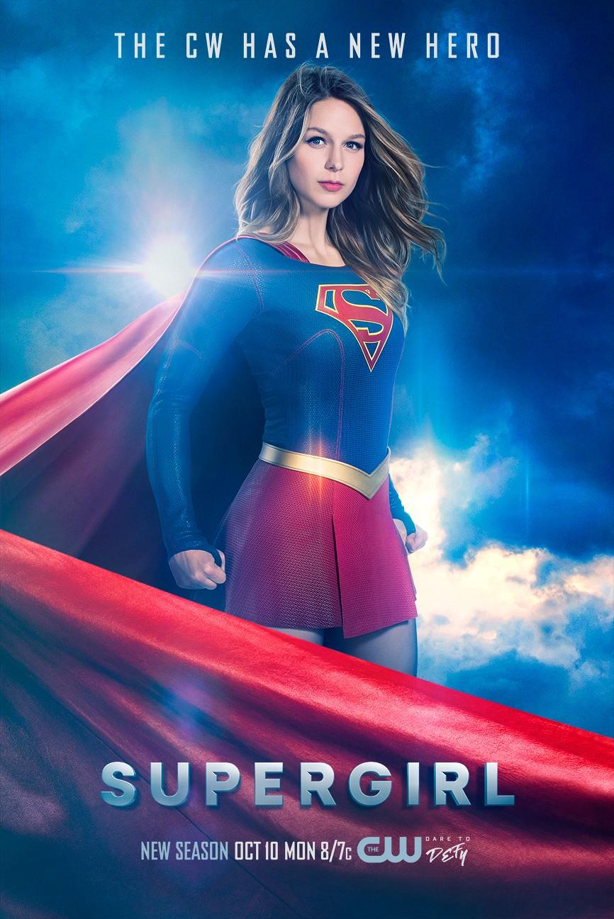 Supergirl T2 E1