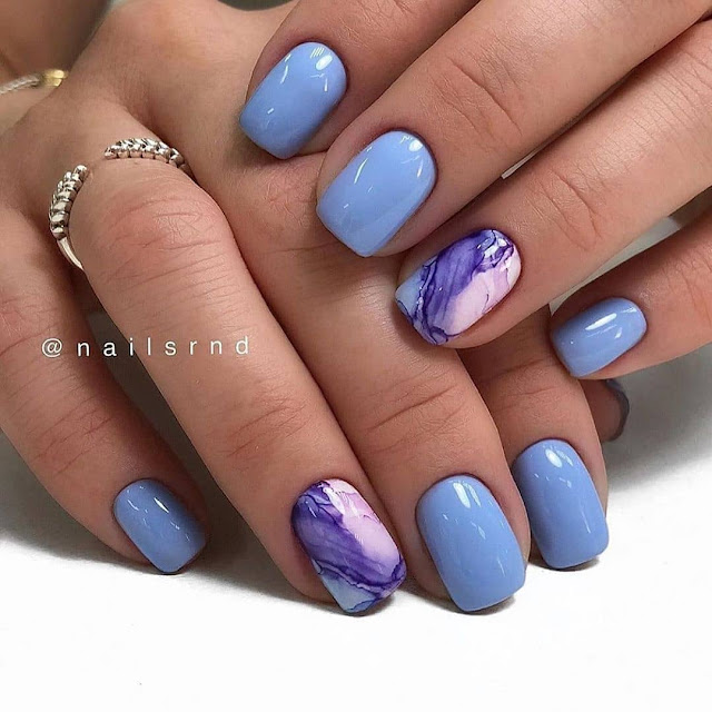 2019 Varieties of Beautiful Nail Designs