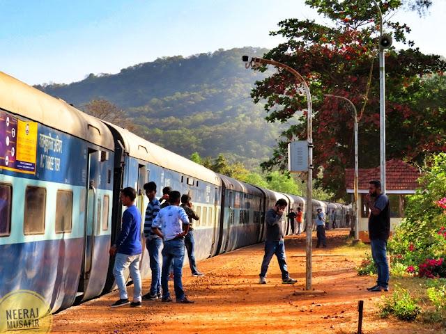 कोंकण रेलवे