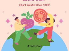 Kurangi Sampah Makanan Untuk Lingkungan Yang Lebih Baik