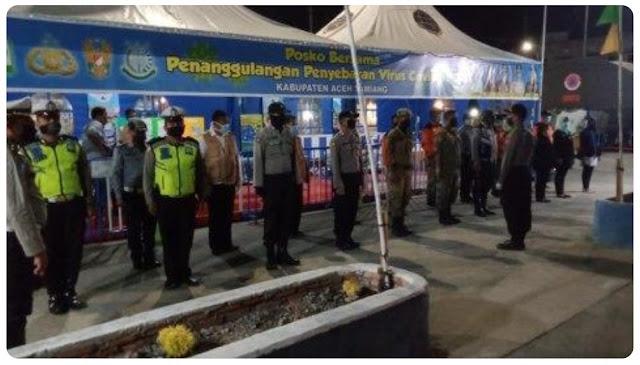 Perbatasan Aceh-Sumut Dijaga Ketat, 70 Mobil Diputarbalikkan