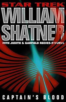 Star Trek libri di William Shatner