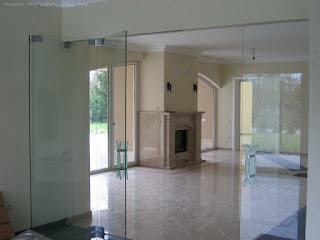 terasz beépítés üveg ajtó
