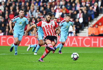 Southampton FC 3-1 Burnley Football Club