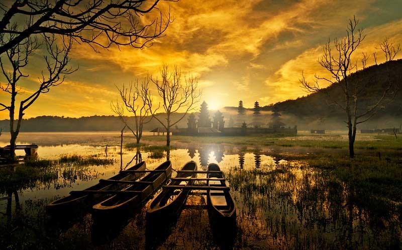 Rute Harga Tiket Lake Tamblingan Buleleng Bali