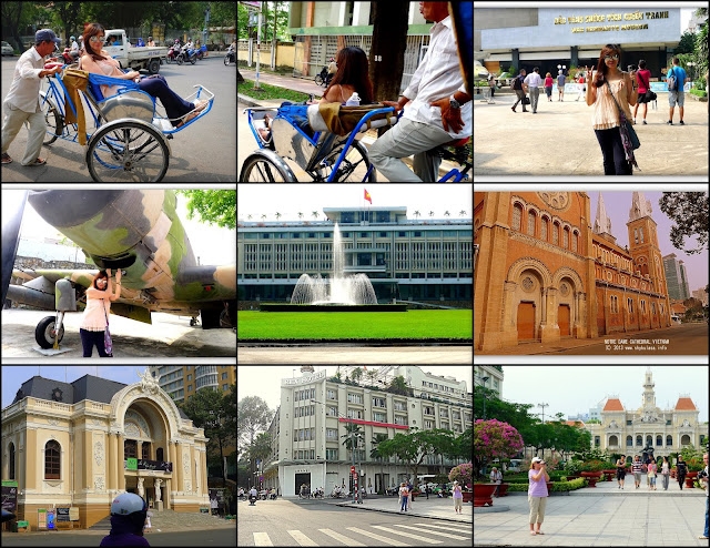 Cyclo City Tour, Vietnam