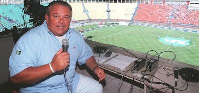 MEMÓRIA DA TV: Há 20 anos, futebol na TV era escasso e os narradores ficavam escondidos