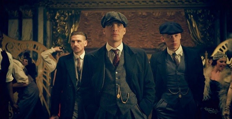 A Vintage Nerd, Vintage Blog, Period TV Shows, Peaky Blinkers, Retro Lifestyle Blog