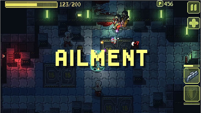 Ailment  Top Best Action Games for Android!