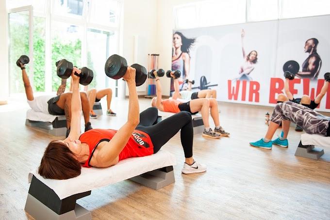 Aerobic Fitness Pilates