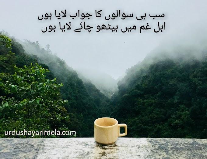 Sab Hi Sawalon Ke Jawab Laya Hon/Urdu Ghazal