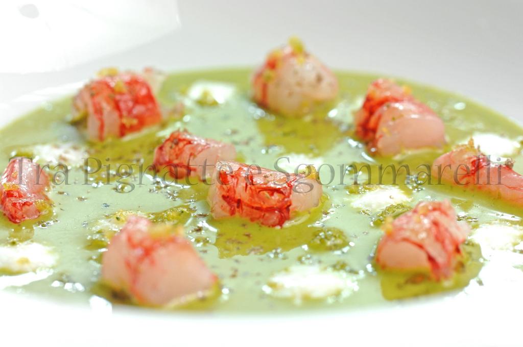 Tra pignatte e sgommarelli crudo di gambero rosso di for Ricette gambero rosso