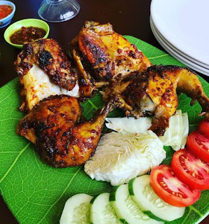 Ayam Bekakak Kranggot