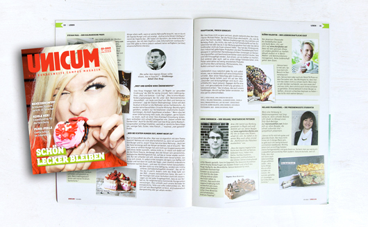 Unicum: Herzfutter