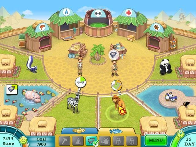 تحميل لعبة Jane's Zoo للكمبيوتر