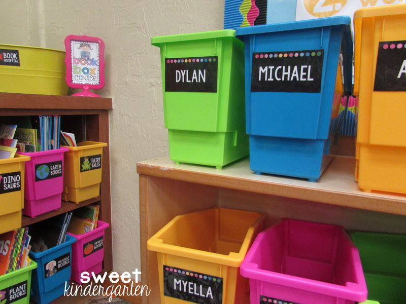 Make And Take Room In A Box Elizabeth Farm: Sweet Kindergarten: Beginning CENTERS In K