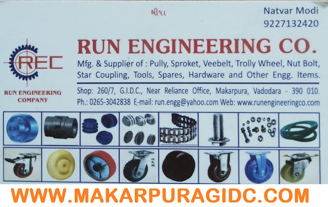 Run Engineering Co. - 9227132420