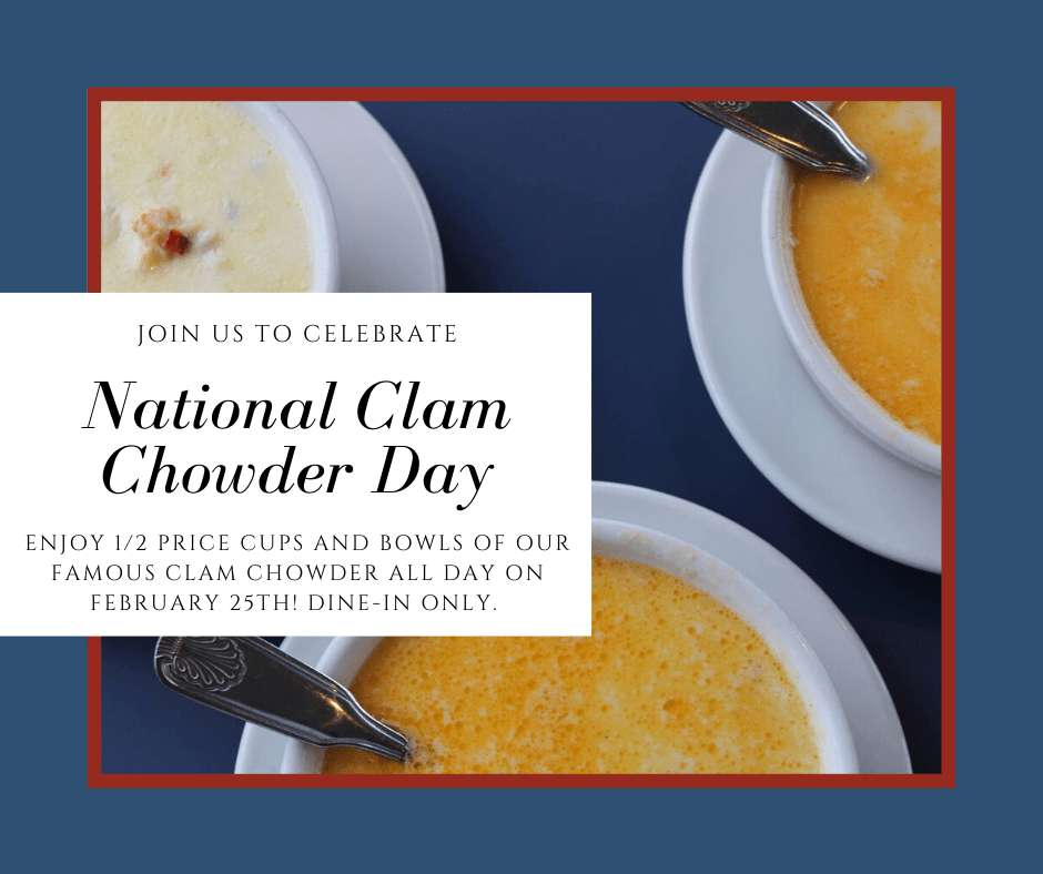 National Clam Chowder Day Wishes Awesome Images, Pictures, Photos, Wallpapers