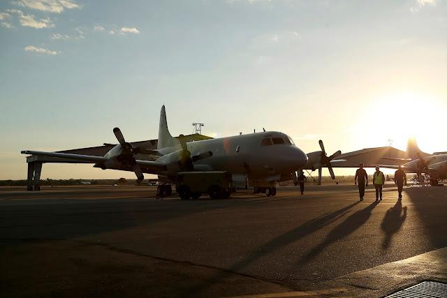 Lockheed P-3 Orion of Royal Australian Air Force