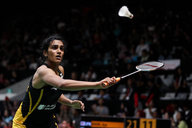 PV Sindhu gave the message I retire to her fans ,What is the twist ???