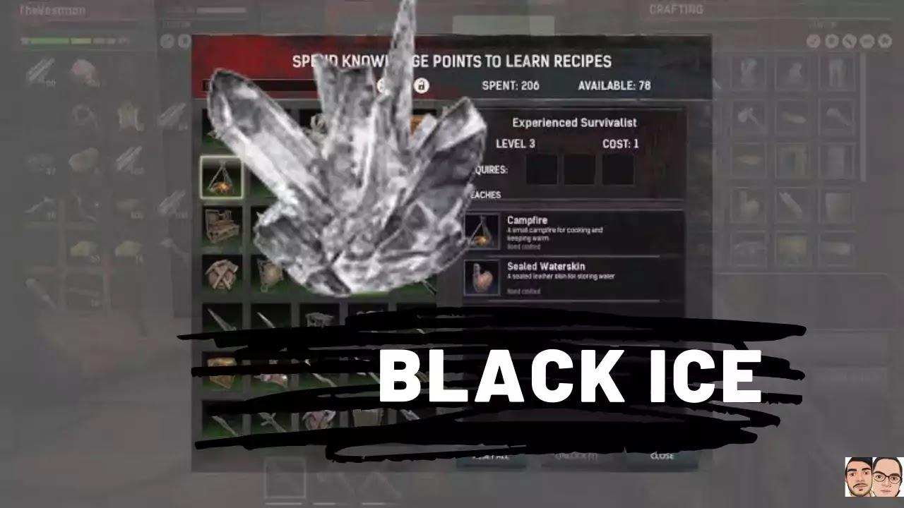 Conan Exile: Black Ice