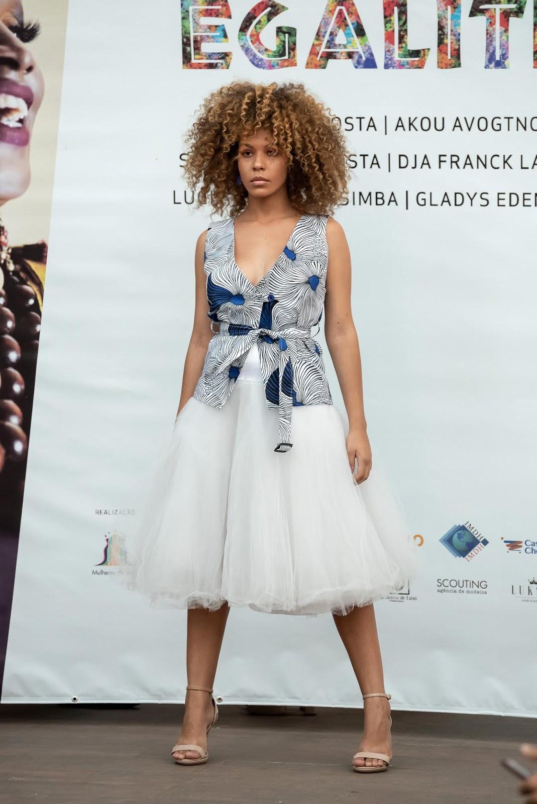 Moda Africana recebe apoio em Brasília