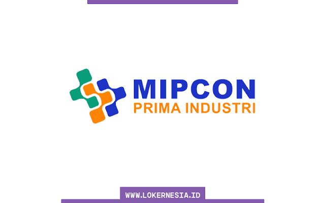 Lowongan Kerja Mipcon Prima Industri September 2021
