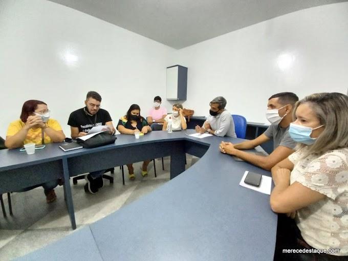 Fábio Aragão tenta parcelar dívidas com salários deixadas por Edson Vieira, mas servidores não aceitam e devem fazer greve