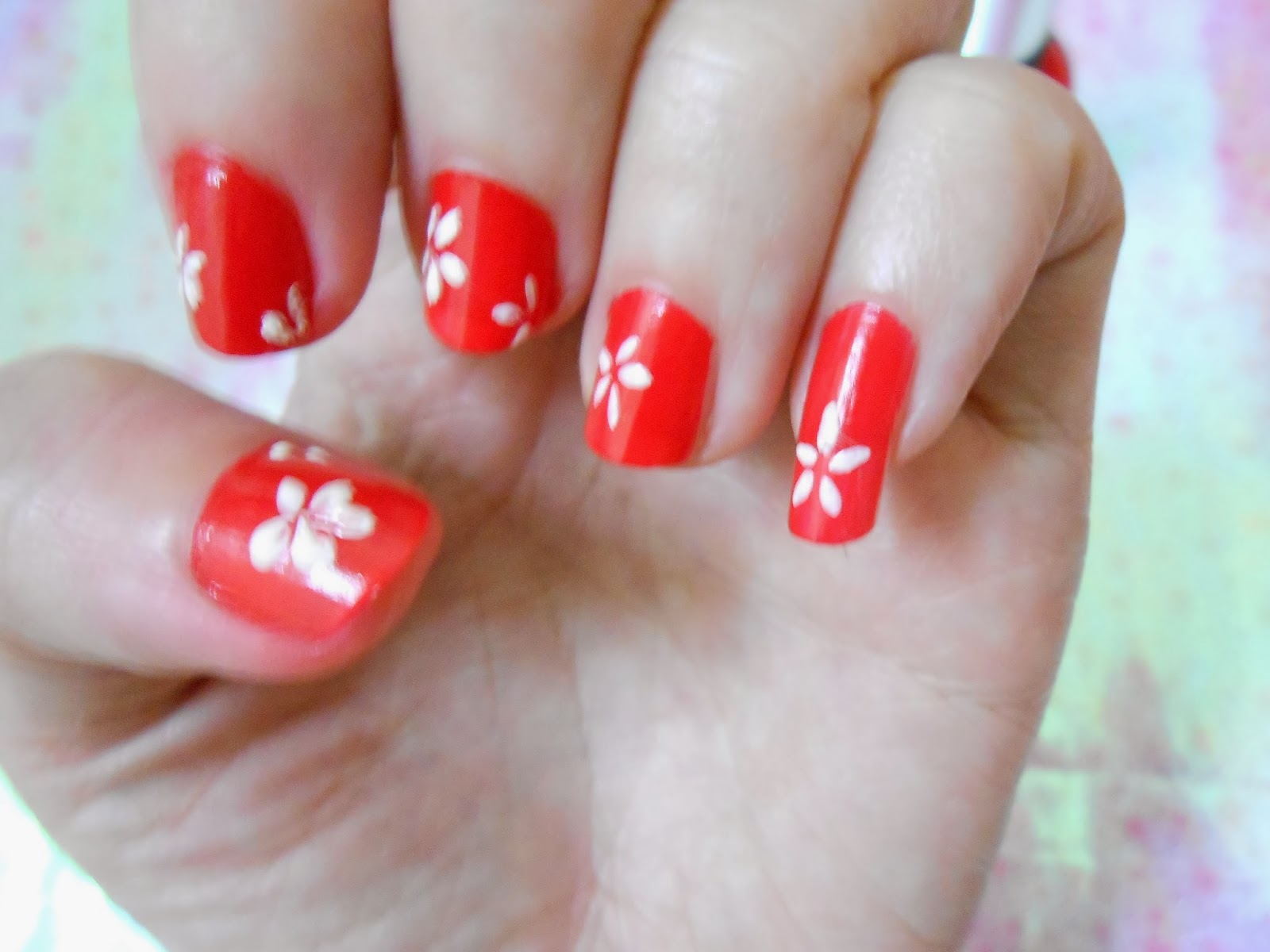 GREAT SKIN&LIFE: REVIEW ON SALLY HANSEN COMPLETE SALON MANICURE 550 ...