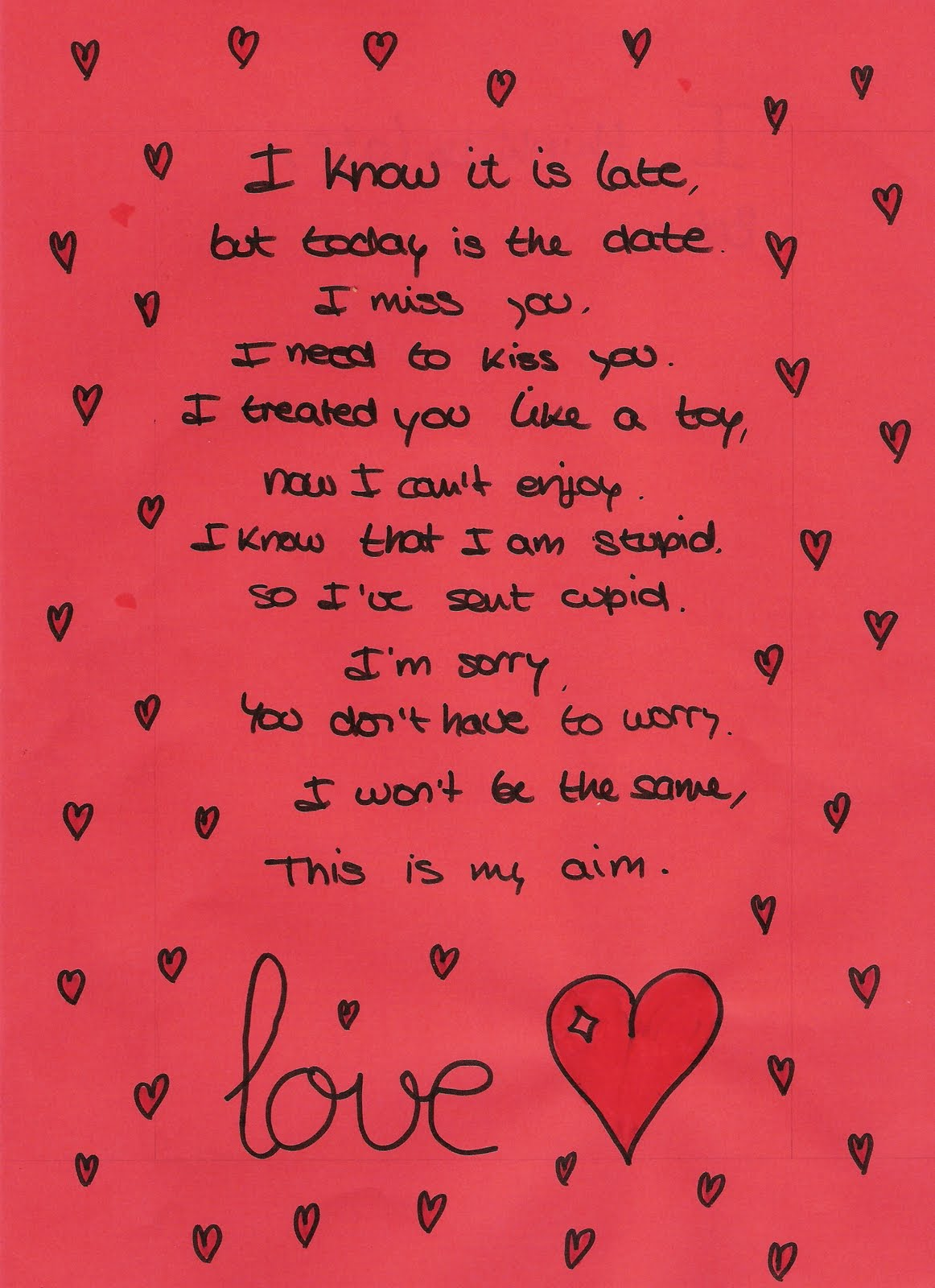 Poems For Valentines Day My Mom Poemsrom Co