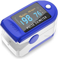 Check out price and features of Heart Rate Monitors priced ₹1000 ... JANKI ENTERPRISE Pulse Oximeter Fingertip (set of 10 pis) ... ZURITY Finger Pulse Oxygen Meter with Audio Visual Alarm and Respiratory Rate.