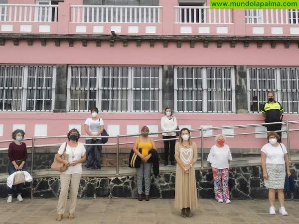 La Palma Artesanía prosigue con su programa de formación y apoyo a los oficios tradicionales