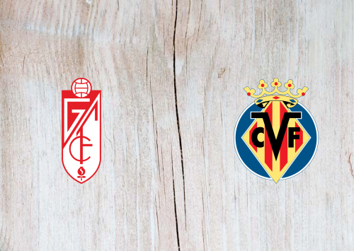Granada vs Villarreal - Highlights 19 June 2020