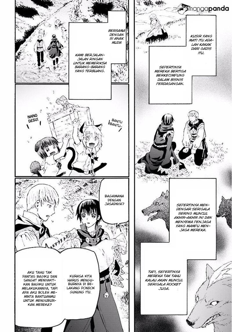 Death March Chapter 34 Bahasa Indonesia