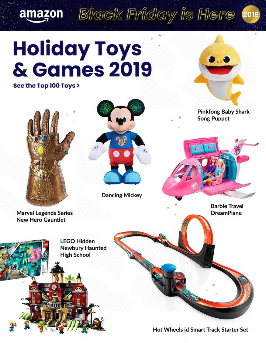 Amazon Black Friday 2019 Ad Page 4