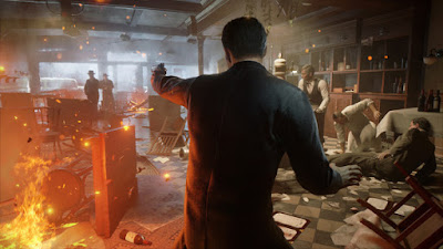 Mafia: Definitive Edition Gameplay