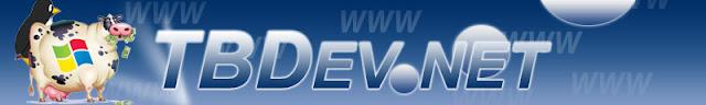 TBDEV logo