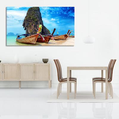 Stylish Canvas Home wall