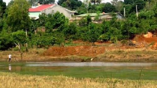 Gia Lai: Một phụ nữ chết đuối khi đi cắt rau