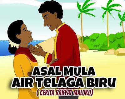 Kisah Asal Mula Telaga Biru – Majojaru dan Magohiduuru (Maluku Utara)