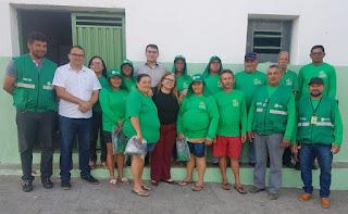 Prefeito de Picuí entrega novo fardamento para servidores da Secretaria de Infraestrutura