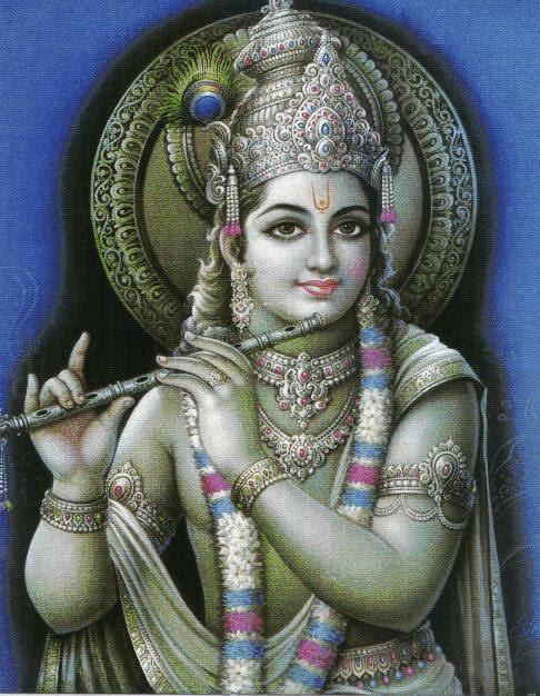 হিন্দু দেবতা কৃষ্ণ ভগবান