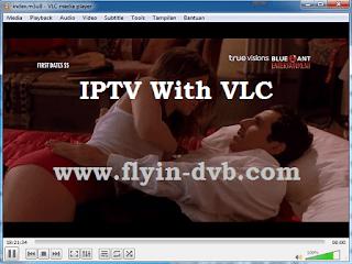 Cara Memutar IPTV di PC Menggunakan VLC Player