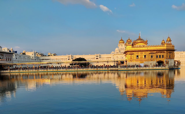 Best Time to Visit Golden Temple in India