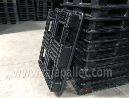 One Way Cargo Pallet Bekas Ukuran 1300 x1100 x150 cm, Ready Stock!