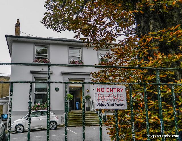 Abbey Road Studios, Londres