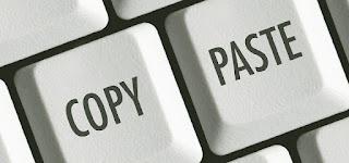Cara Copas (Copy Paste) Blog Yang Tidak Bisa Di Copas