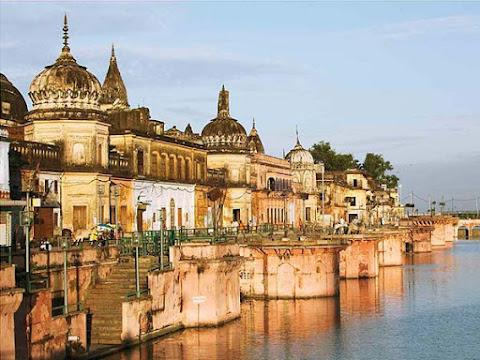 राम जन्मभूमि: अयोध्या में दर्शन करने के लिए 7 स्थान  |  Ram Janmabhoomi: 7 places to visit in Ayodhya in hindi