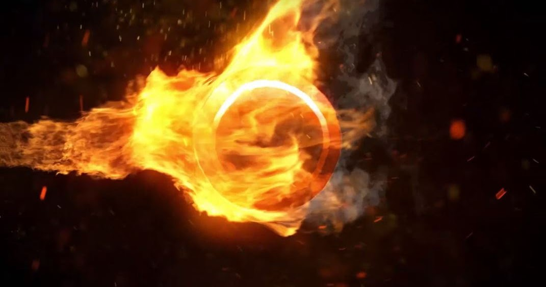 fire logo after effects 61404 after effects template